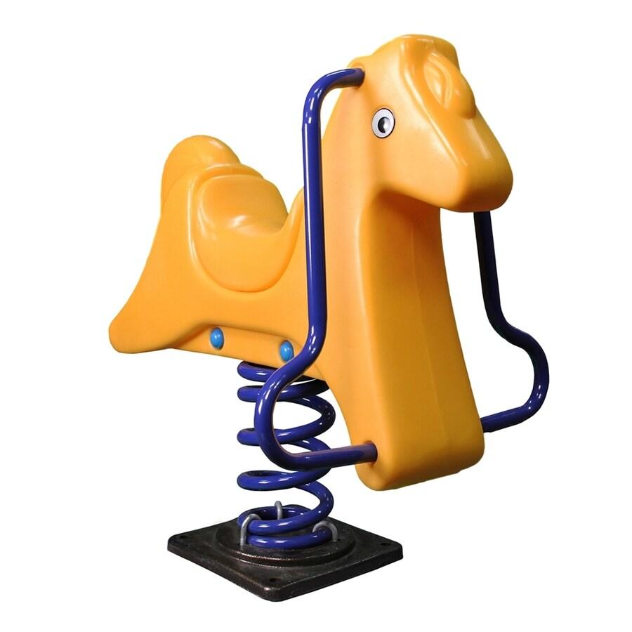 Gorilla Playsets Yellow Spring Rider