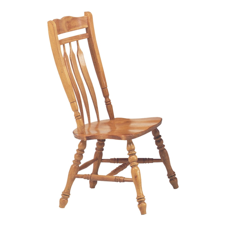 Sunset Trading Set of 2 Aspen Traditional Side Chairs