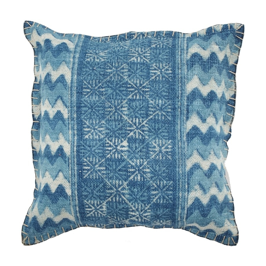 Decorative Pillow Covers Lowes : Shop A&B Home 20-in W x 20-in L Indoor Decorative Pillow at Lowes.com