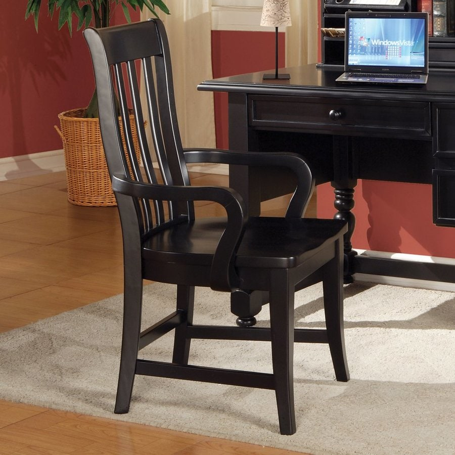 Steve Silver Company Bella Black Transitional Bankers Chair