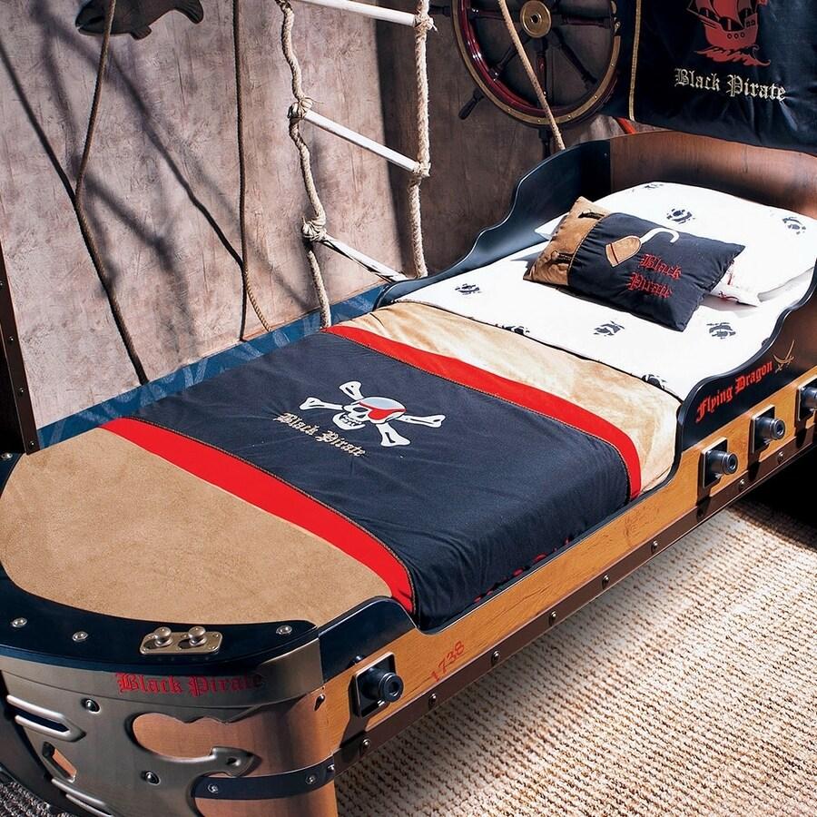 Cilek Pirate 1-Piece Twin Bedspread Set
