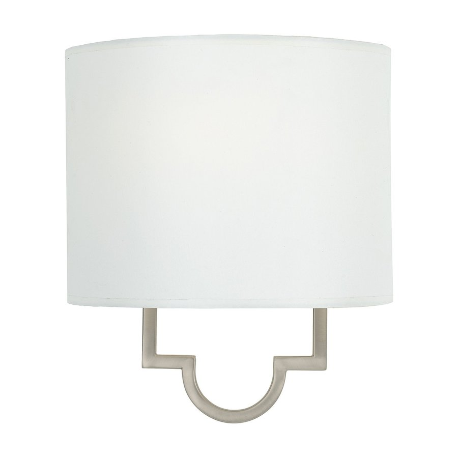 Quoizel Millennium 9-in W 1-Light Pewter Pocket Wall Sconce