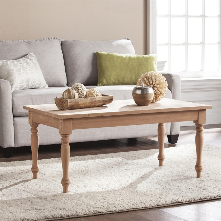 Shop Boston Loft Furnishings Diy Mahogany Coffee Table At