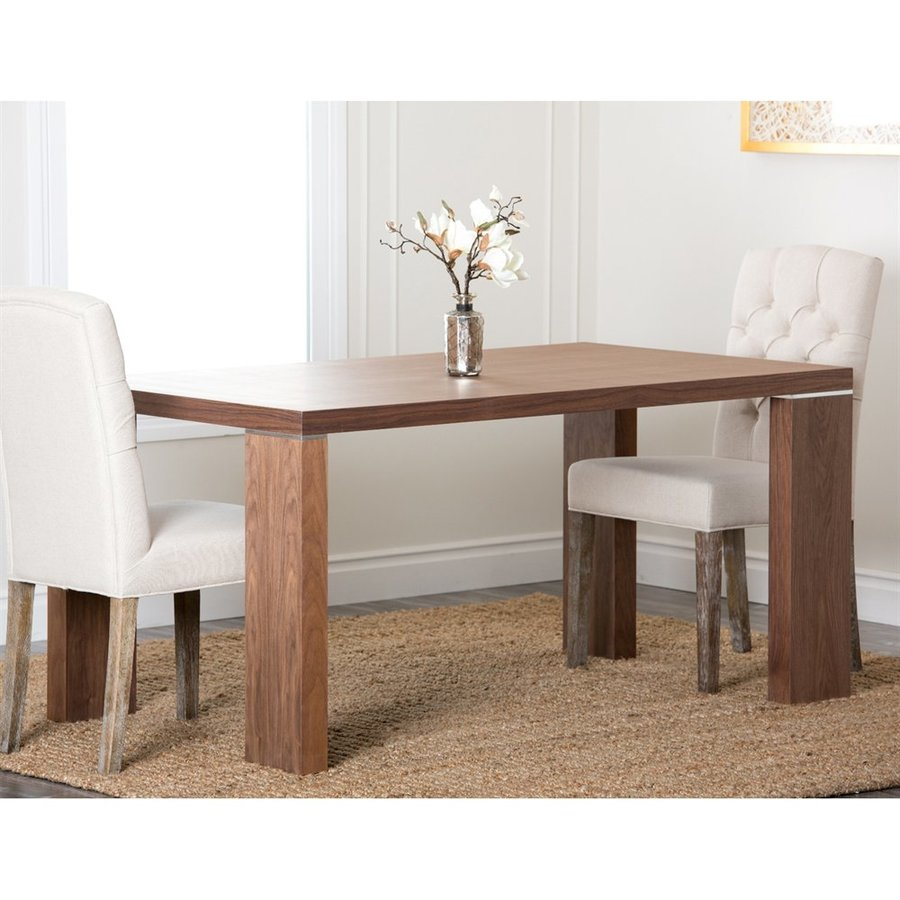 Pacific Loft Vale Wood Dining Table