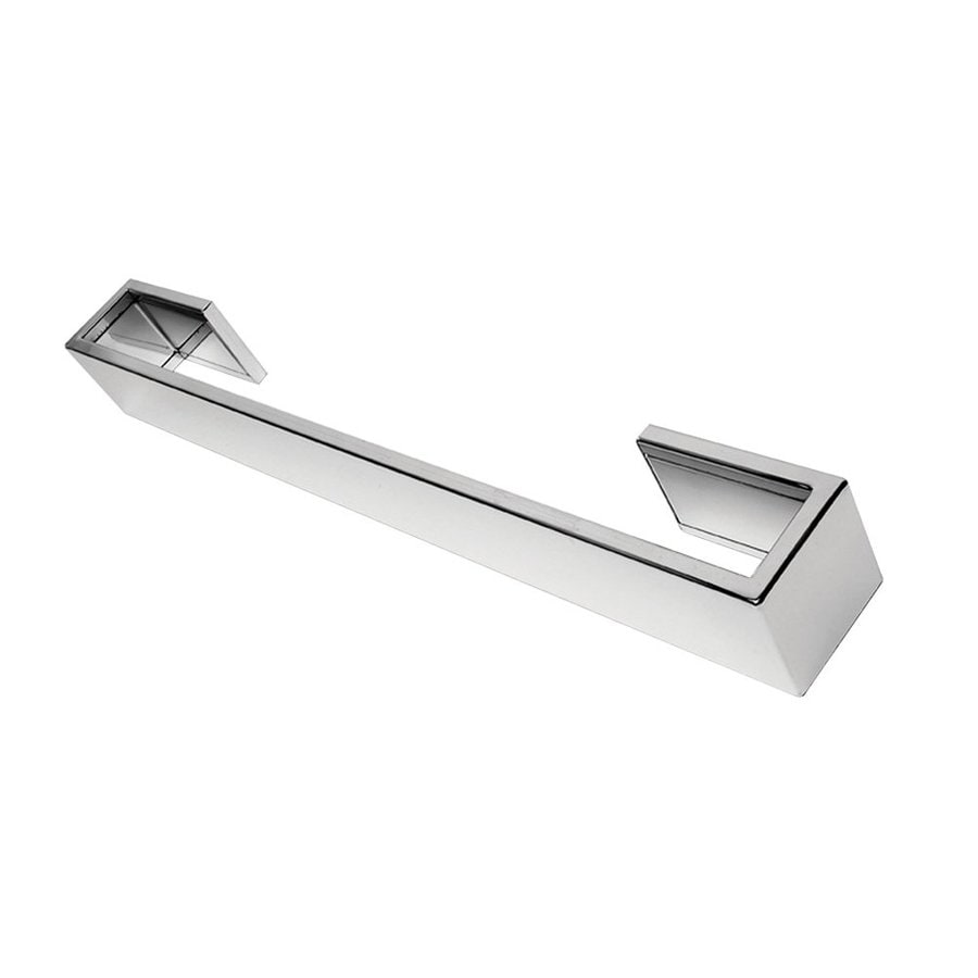Amba Vega Polished Single Towel Bar (Common: 14-in; Actual: 14-in)