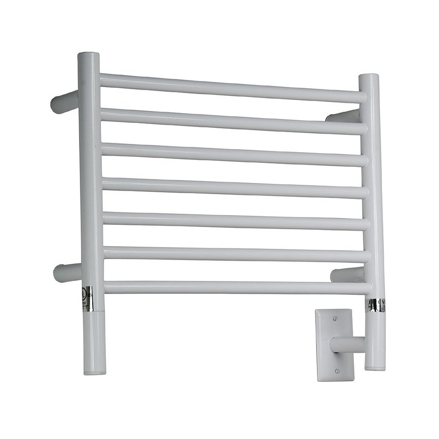 Amba White Towel Warmer