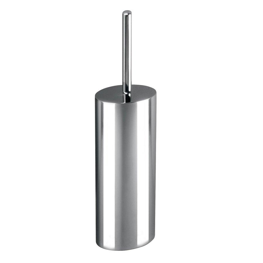 Nameeks Texas Chrome Stainless Steel Toilet Brush Holder