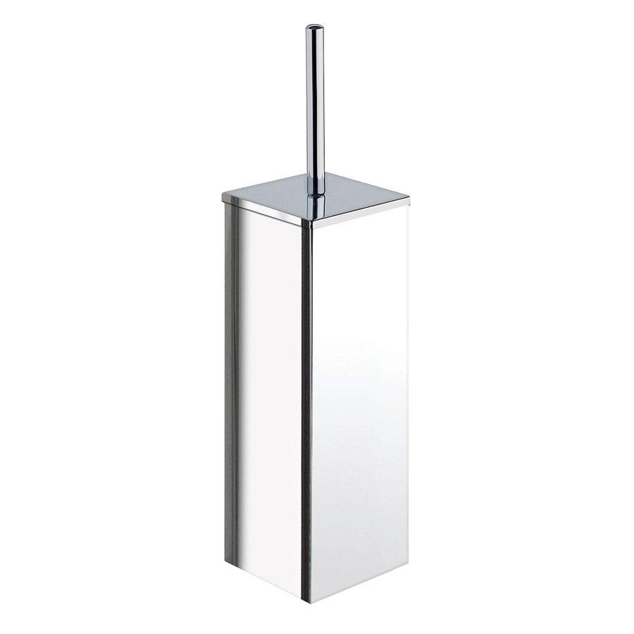 Nameeks Kansas Chrome Brass Toilet Brush Holder