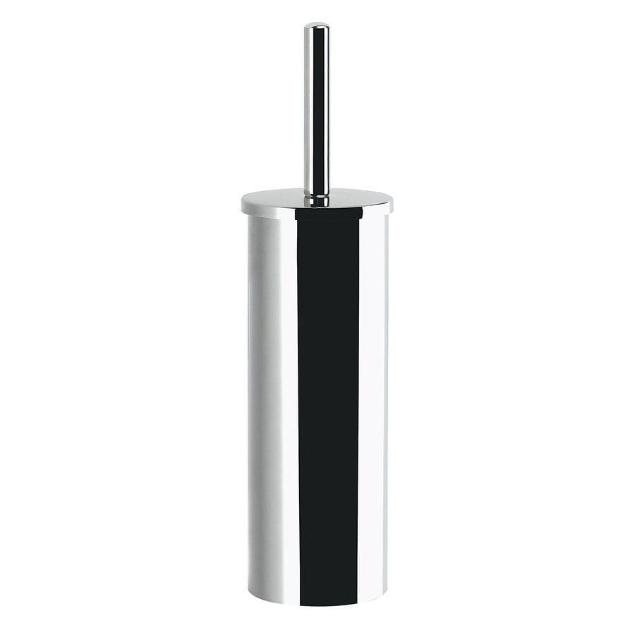 Nameeks Maine Chrome Brass Toilet Brush Holder