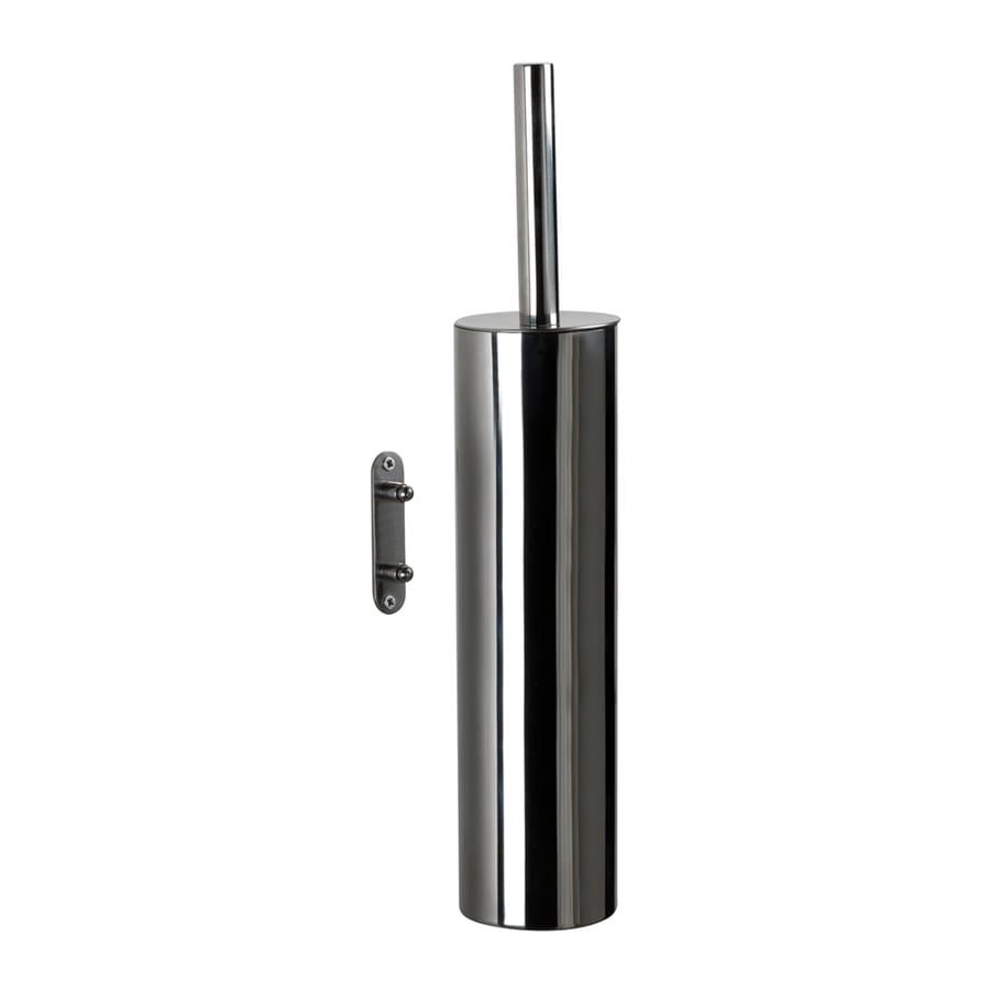 Nameeks Edera Chrome Stainless Steel Toilet Brush Holder