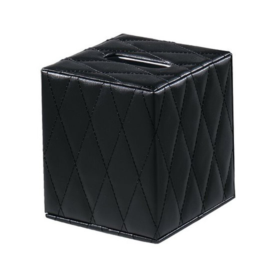 Nameeks Palace Black Square Box Tissue Holder