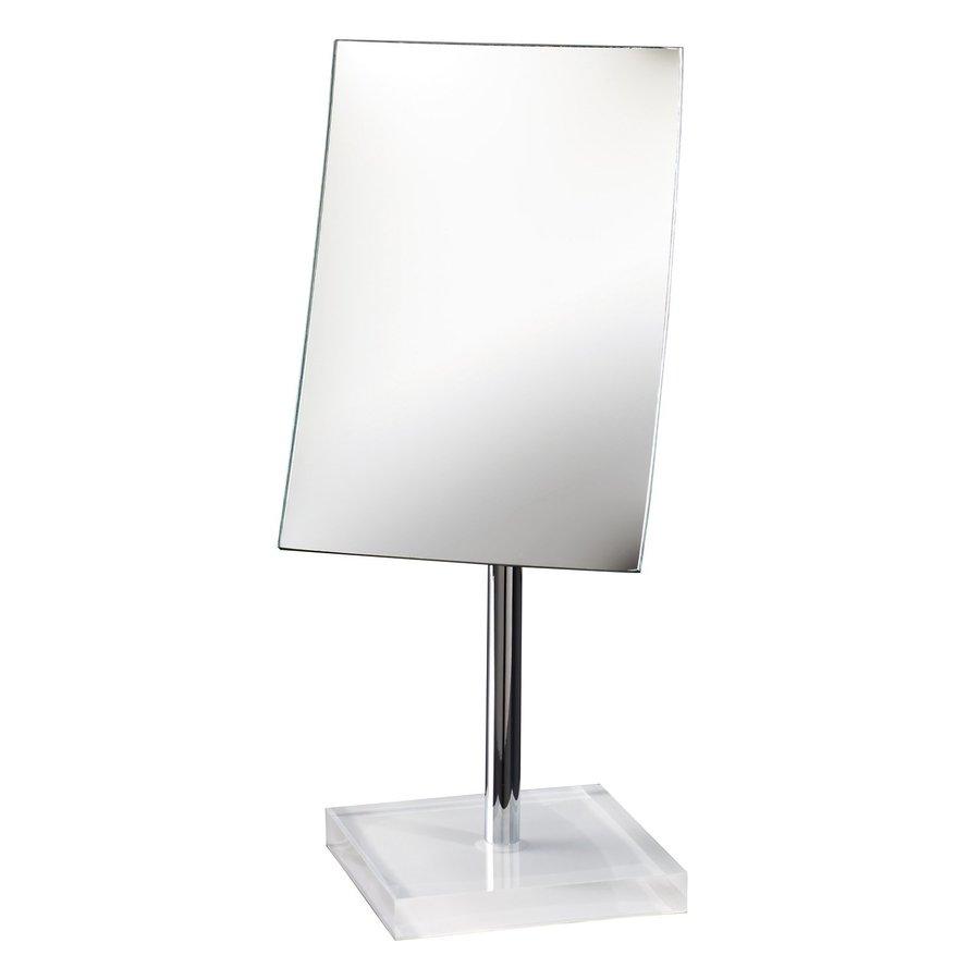 Nameeks Rainbow White Magnifying Countertop Vanity Mirror