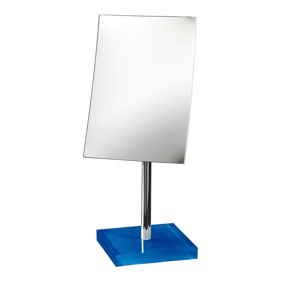 Nameeks Rainbow Blue Countertop Vanity Mirror