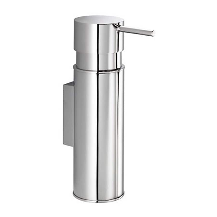Nameeks Kyron Polished Chrome Soap and Lotion Dispenser