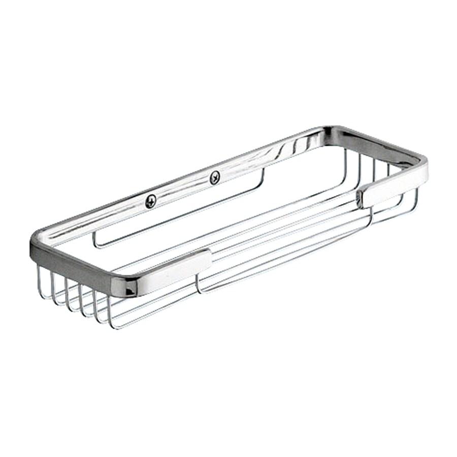 Nameeks Wire Polished Chrome Metal Soap Dish
