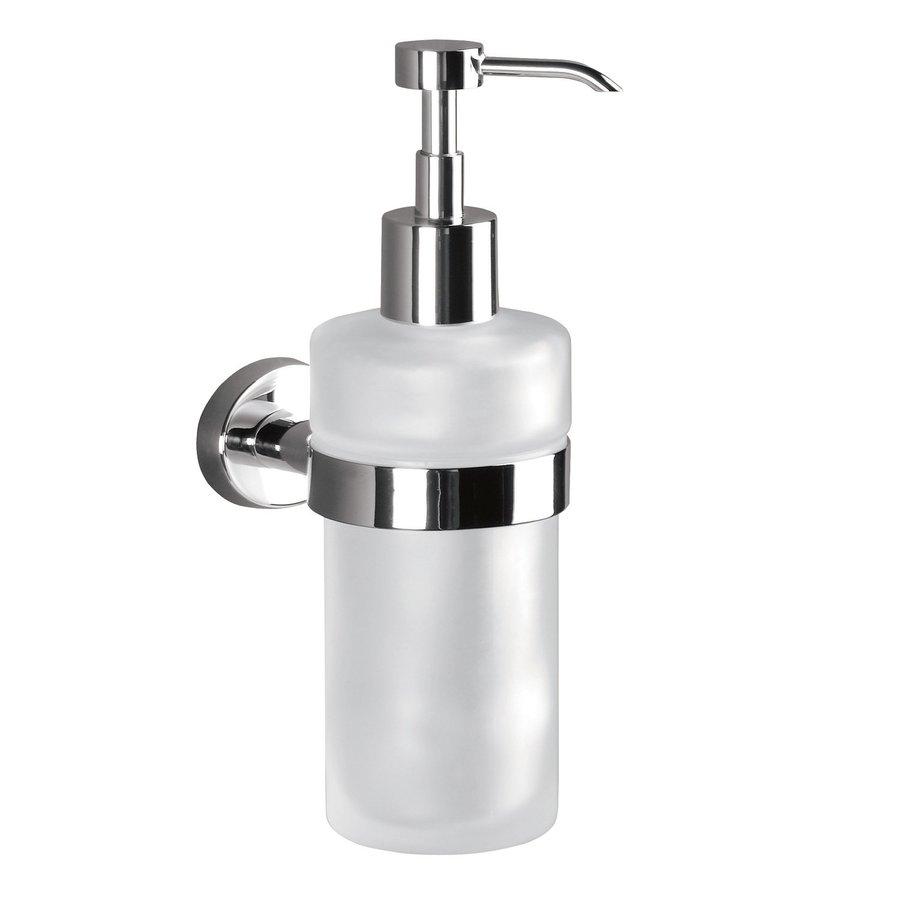 Nameeks Texas Polished Chrome Soap and Lotion Dispenser