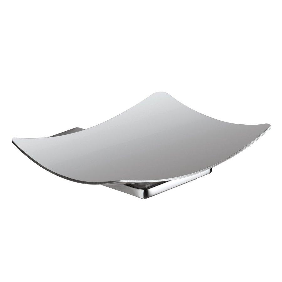 Nameeks Kansas Polished Chrome Stainless Steel Soap Dish