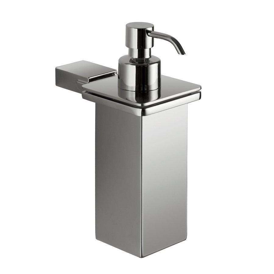 Nameeks Kansas Polished Chrome Soap and Lotion Dispenser