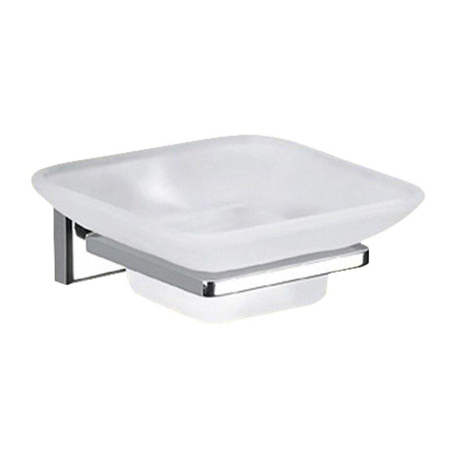 Nameeks Colorado Polished Chrome Brass Soap Dish