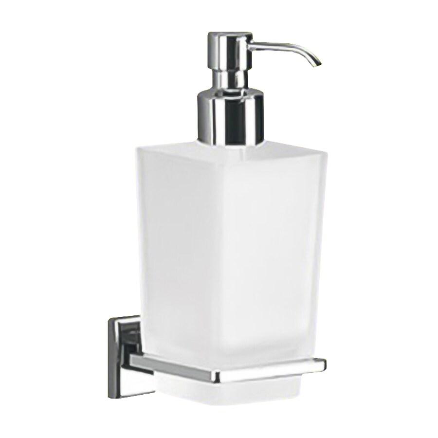 Nameeks Colorado Polished Chrome Soap and Lotion Dispenser