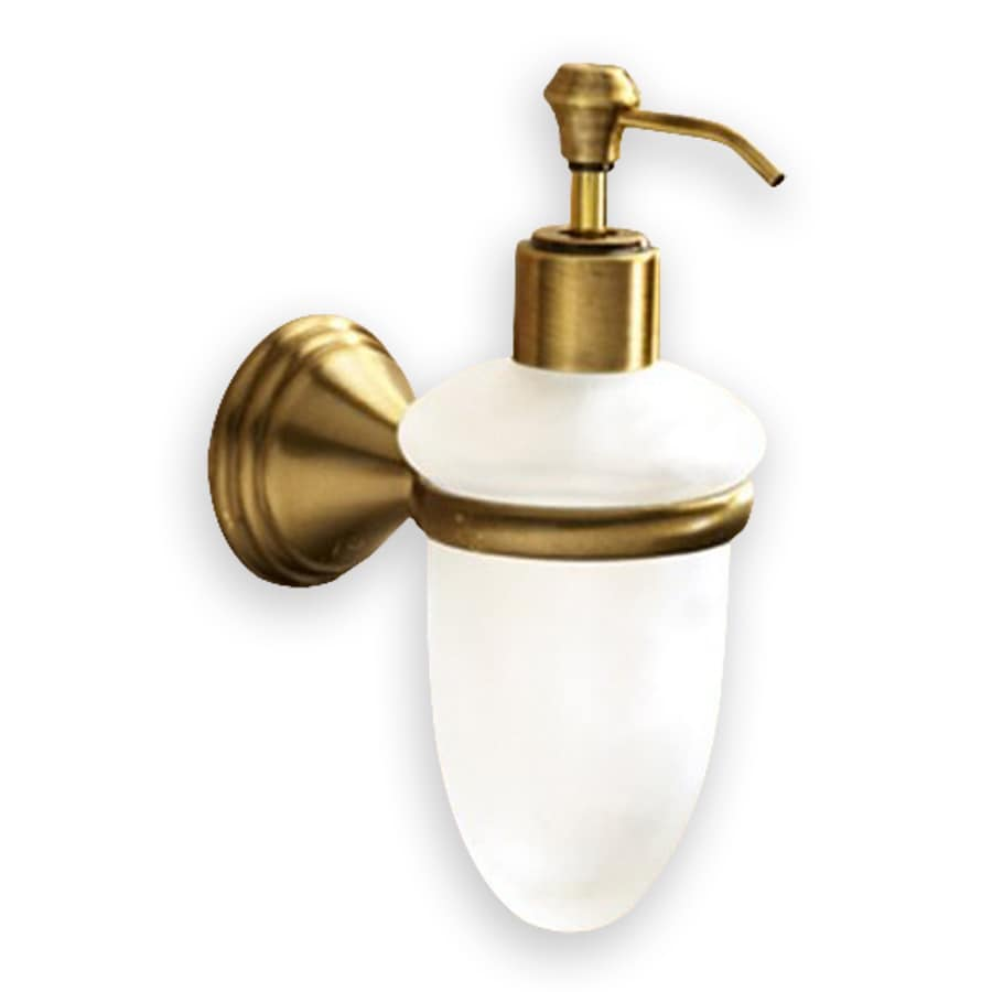 Nameeks Romance Bronze Soap And Lotion Dispenser At Lowes Com