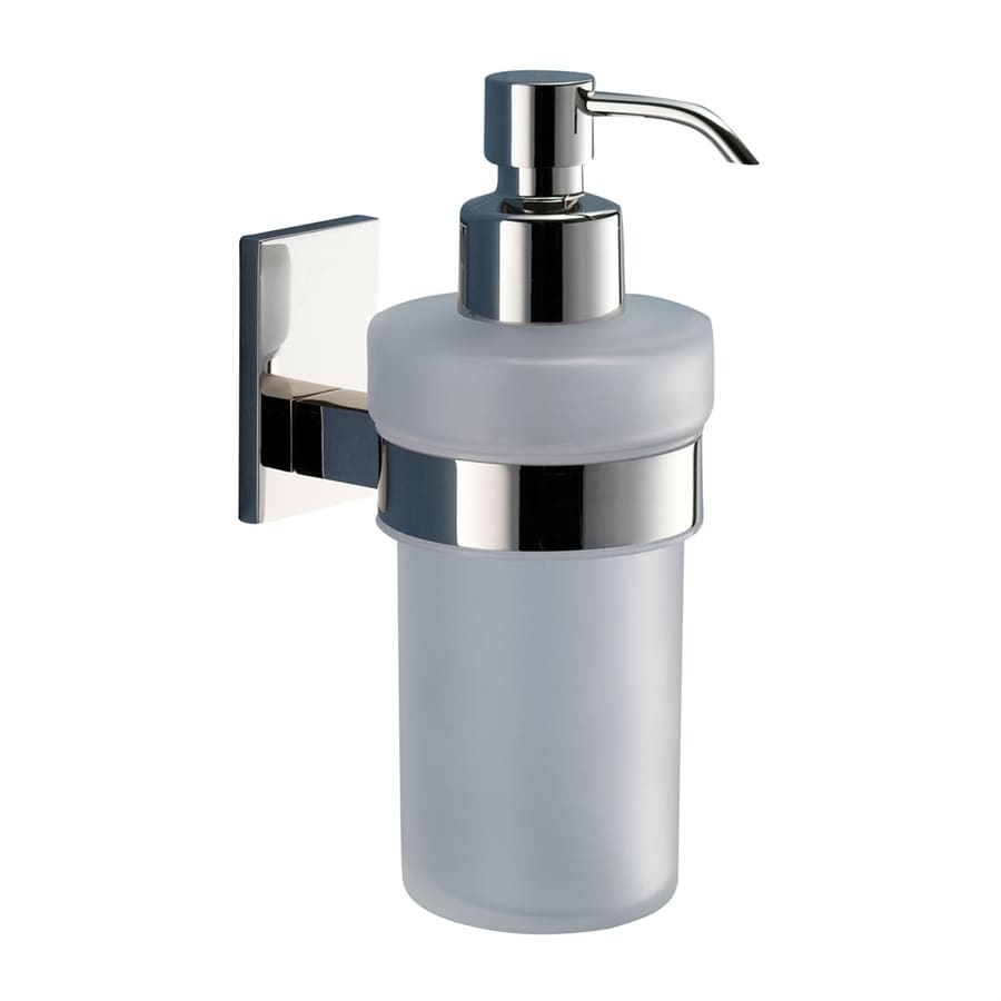 Nameeks Maine Chrome Soap and Lotion Dispenser