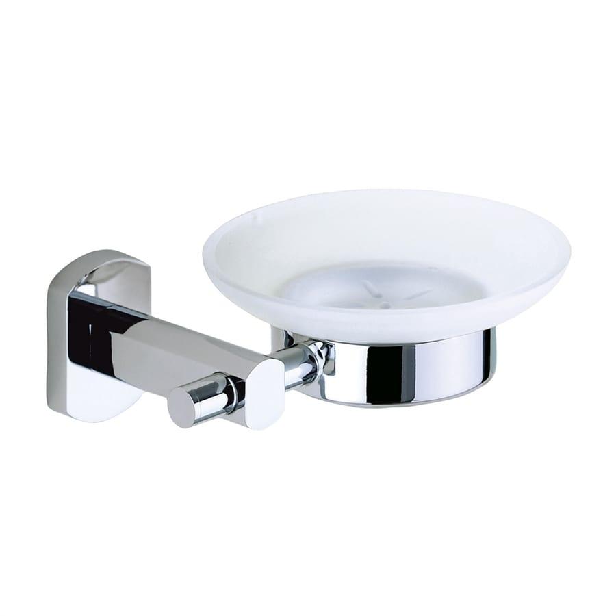 Nameeks Edera Polished Chrome Brass Soap Dish