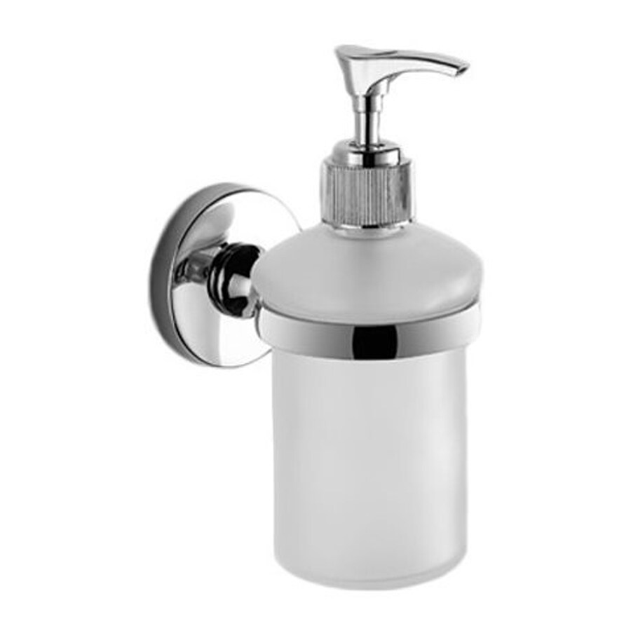 Nameeks Felce Polished Chrome Soap and Lotion Dispenser
