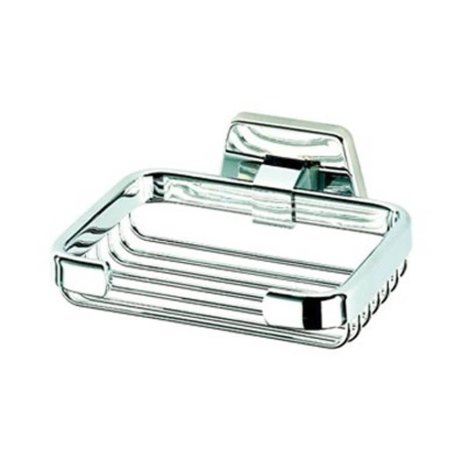 Nameeks Standard Hotel Polished Chrome Brass Soap Dish