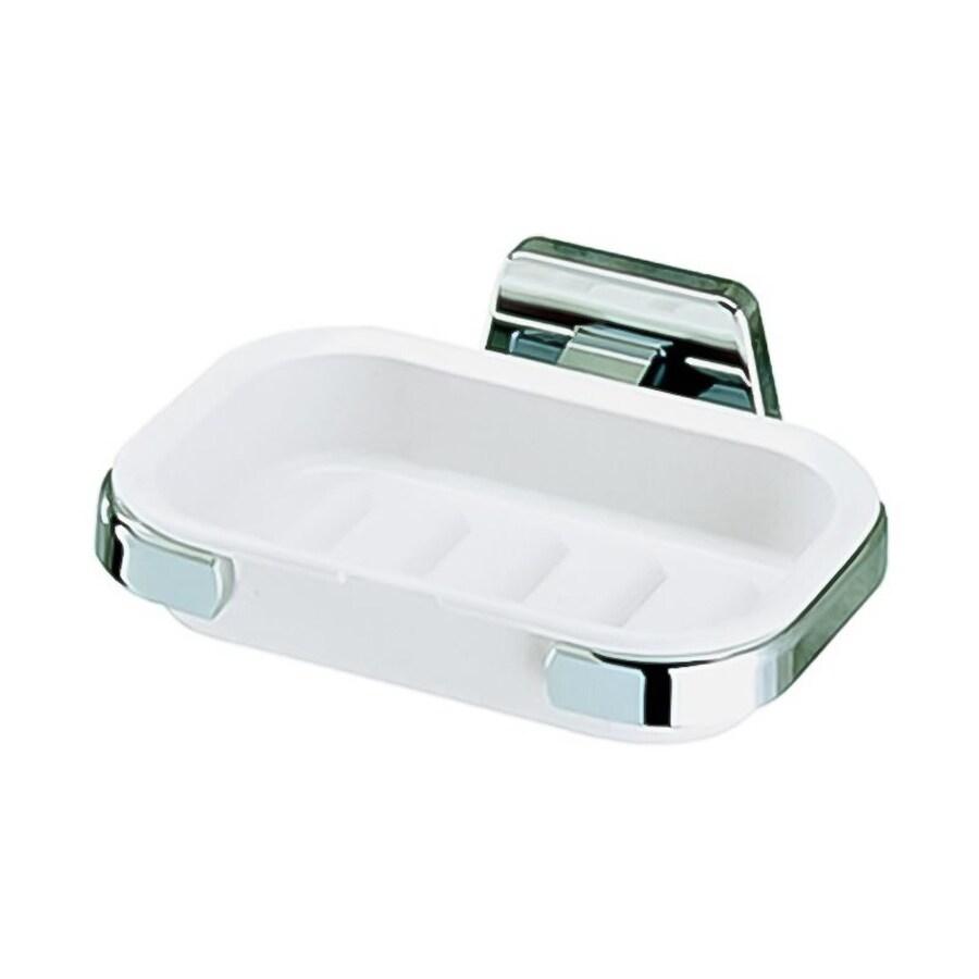 Nameeks Standard Hotel Polished Chrome Soap Dish