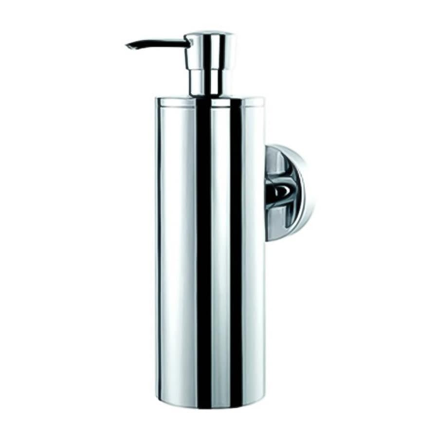 Nameeks Circles Polished Chrome Soap and Lotion Dispenser