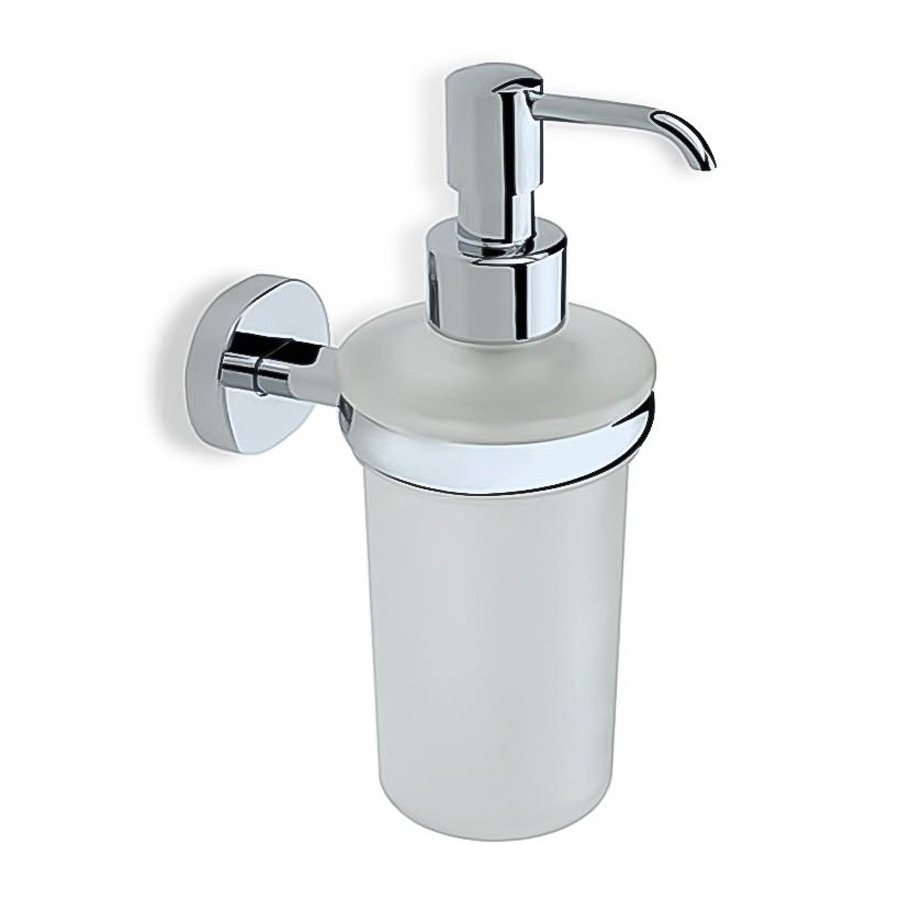 Nameeks Diana Chrome Soap and Lotion Dispenser