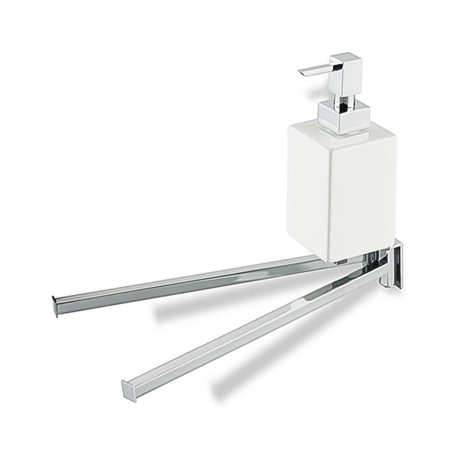 Nameeks Urania Chrome Soap and Lotion Dispenser