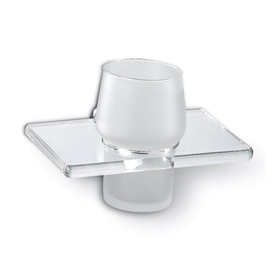 Nameeks Giglio Chrome Glass Tumbler