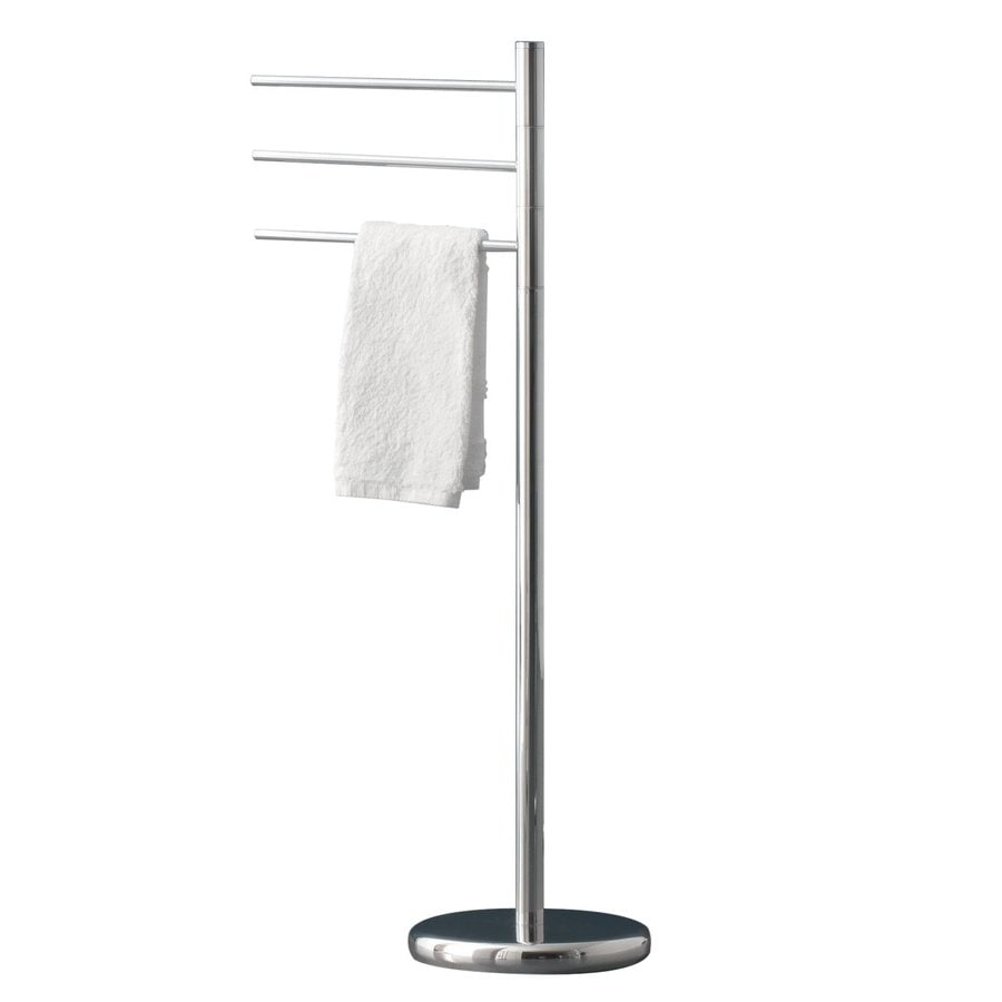 Nameeks Tracy Chrome Triple Towel Bar (Common: 17-in; Actual: 17-in)