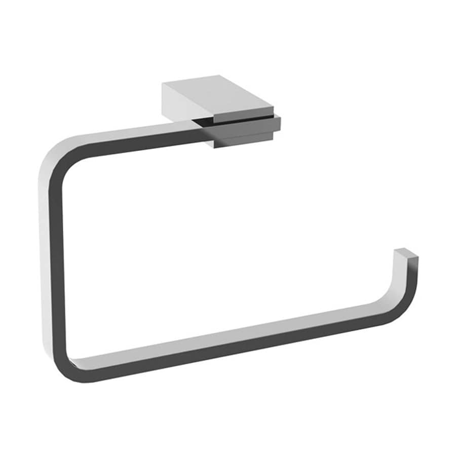 Nameeks Kansas Chrome Wall Mount Towel Ring