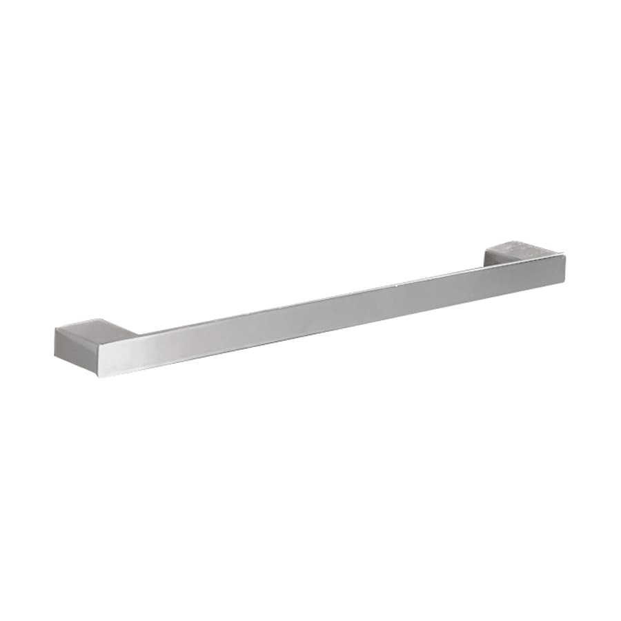 Nameeks Lounge Chrome Single Towel Bar (Common: 18-in; Actual: 18-in)
