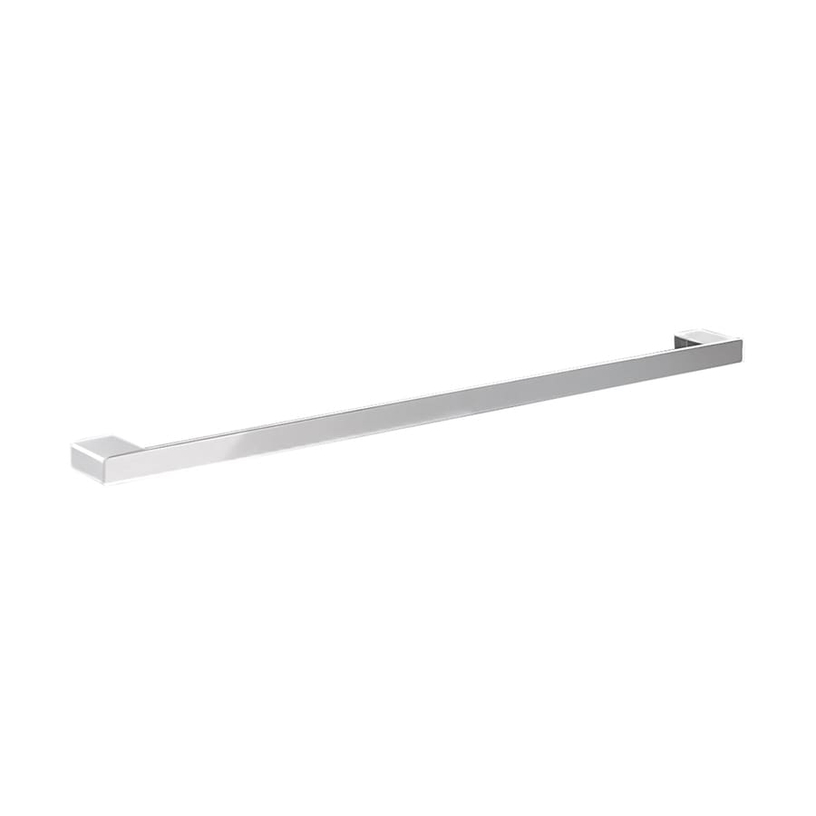 Nameeks Lounge Chrome Single Towel Bar (Common: 24-in; Actual: 24-in)
