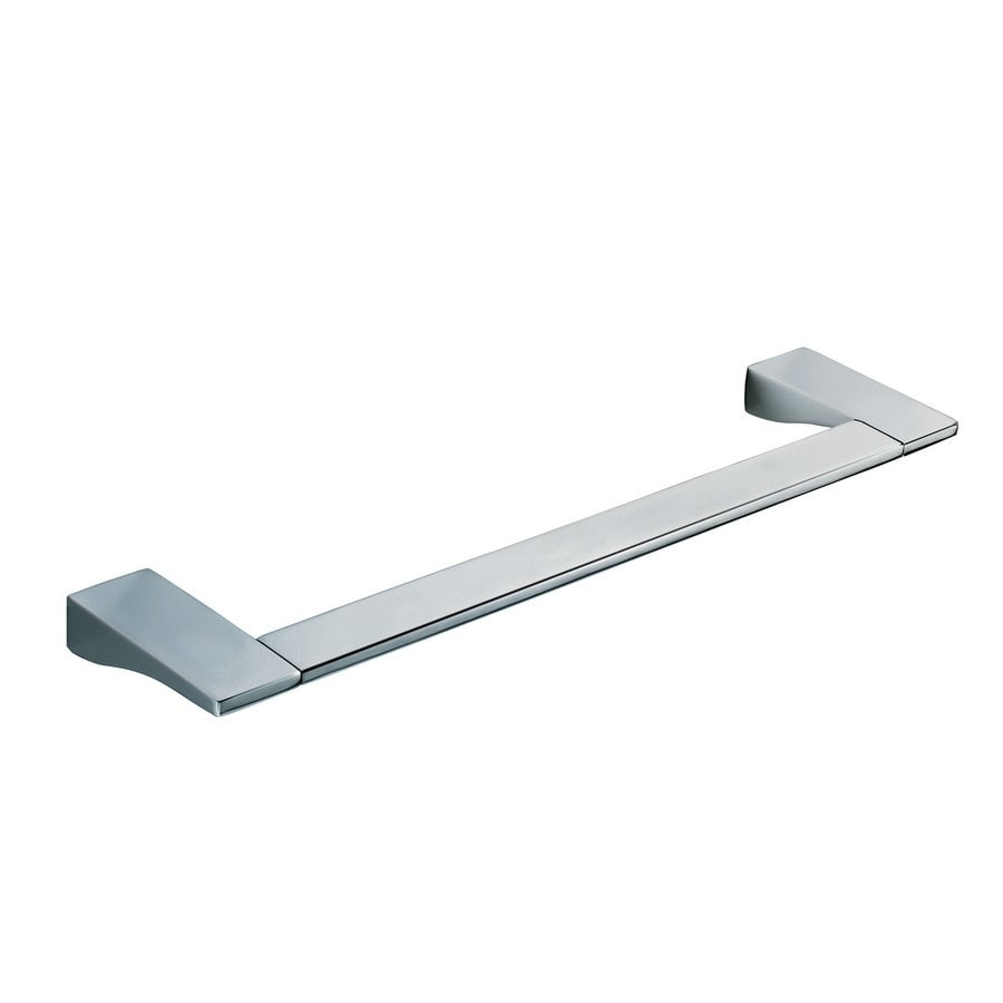 Nameeks Glamour Chrome Single Towel Bar (Common: 18-in; Actual: 18-in)