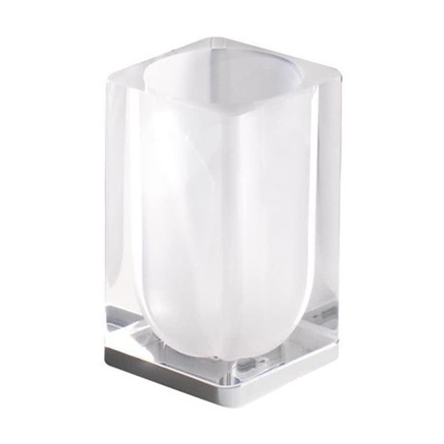Nameeks Iceberg Transparent Glass Tumbler