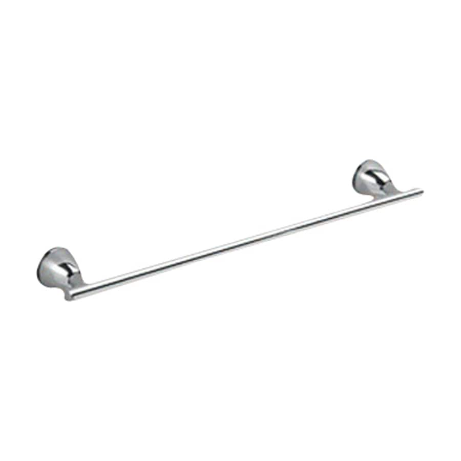 Nameeks Genziana Chrome Single Towel Bar (Common: 15-in; Actual: 15-in)