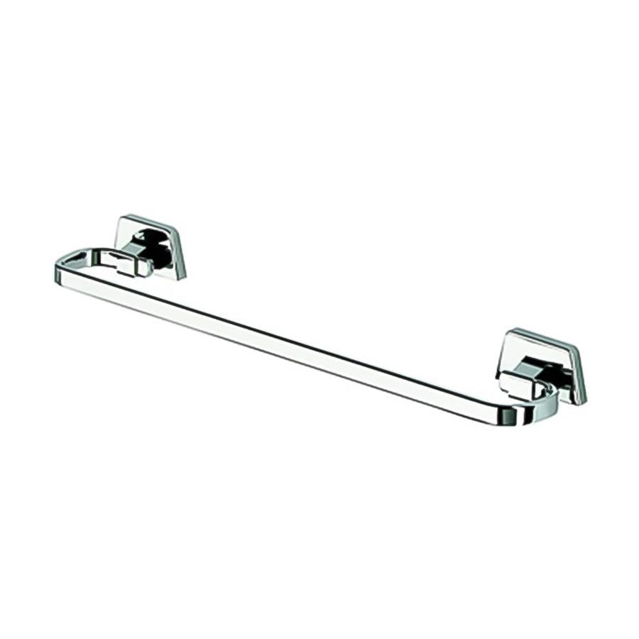 Nameeks Standard Hotel Chrome Single Towel Bar (Common: 20-in; Actual: 19.5-in)