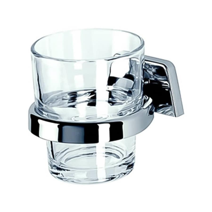 Nameeks Standard Hotel Chrome Glass Tumbler
