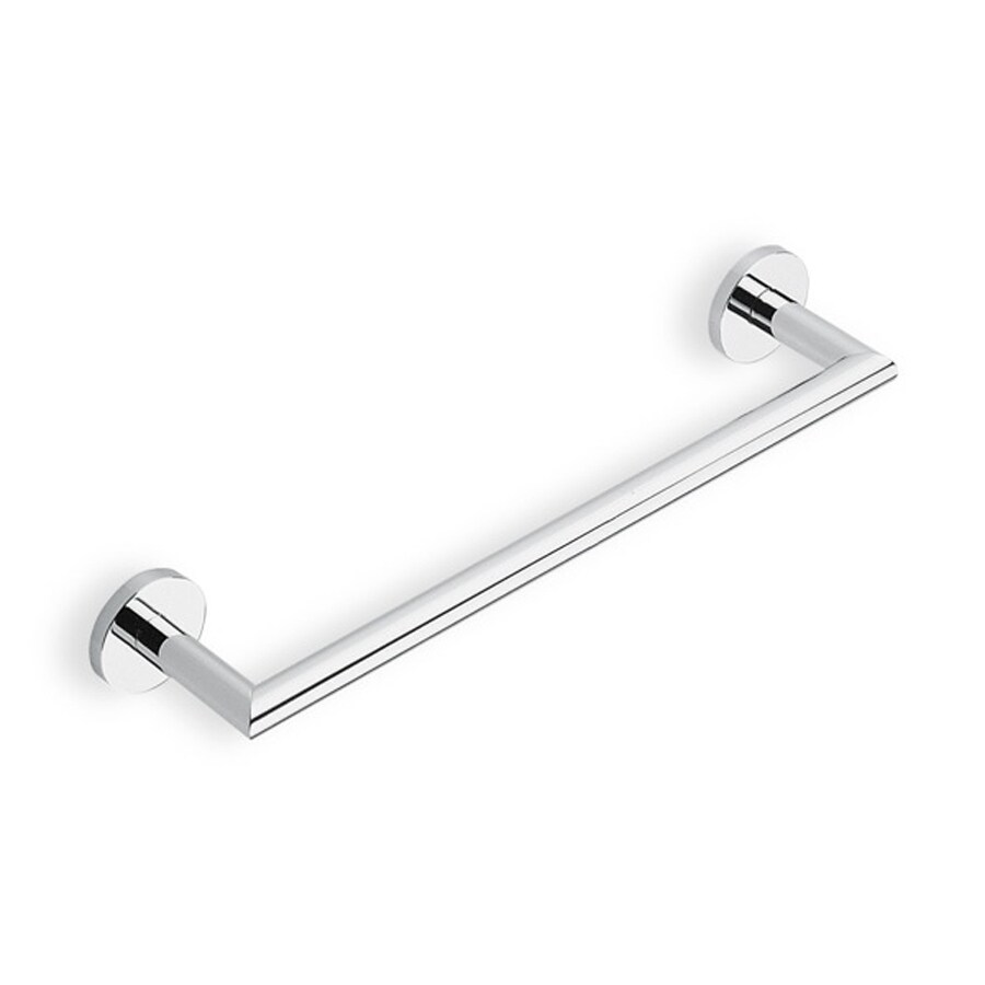 Nameeks Fluyd Chrome Single Towel Bar (Common: 13-in; Actual: 13-in)