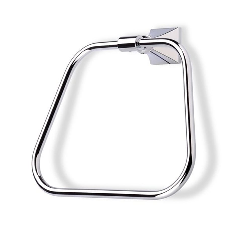 Nameeks Prisma Chrome Wall Mount Towel Ring