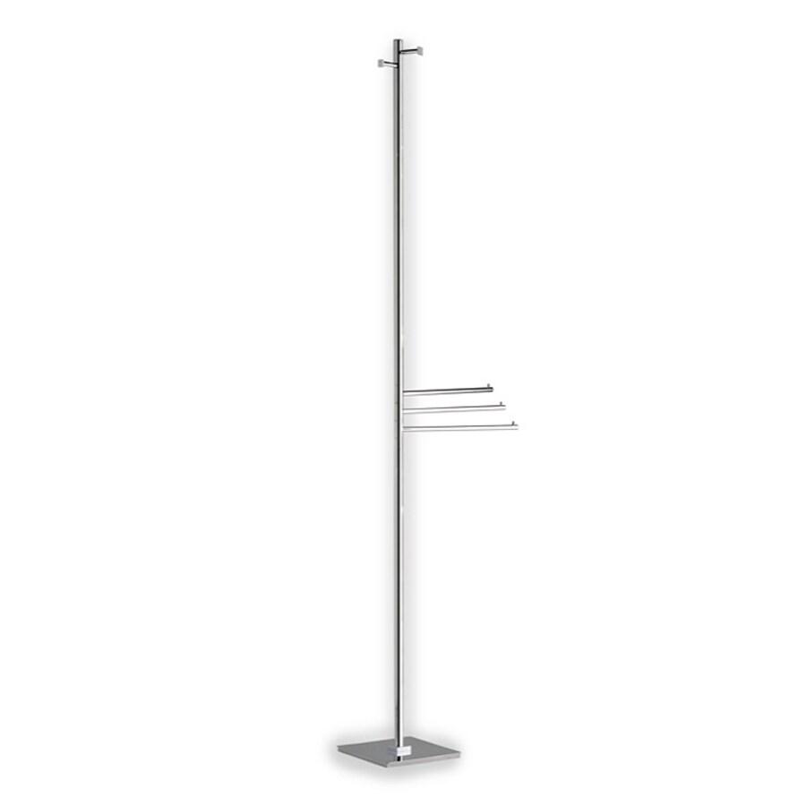 Nameeks Quid Chrome Rack Towel Bar (Common: 9-in; Actual: 8.7-in)