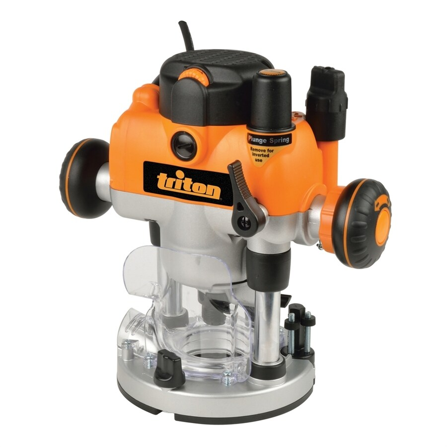 Triton Tools 2.25-HP Variable Speed Plunge Corded Router