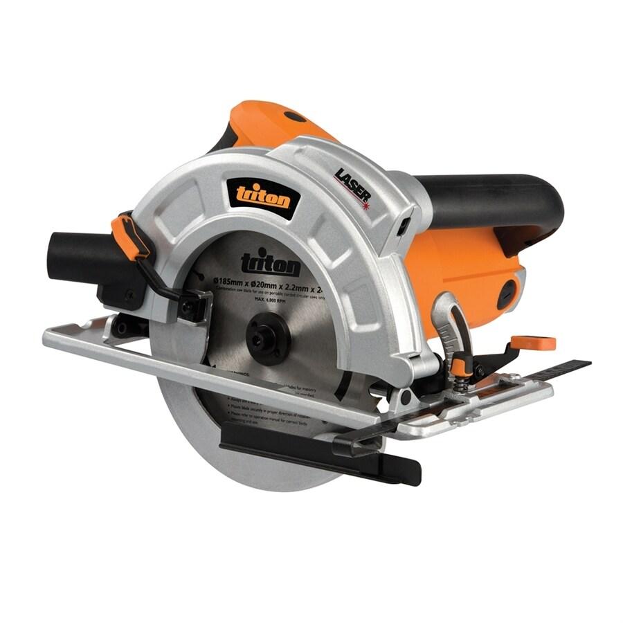 Triton Tools 15-Amp 7-1/4-in Corded Circular Saw
