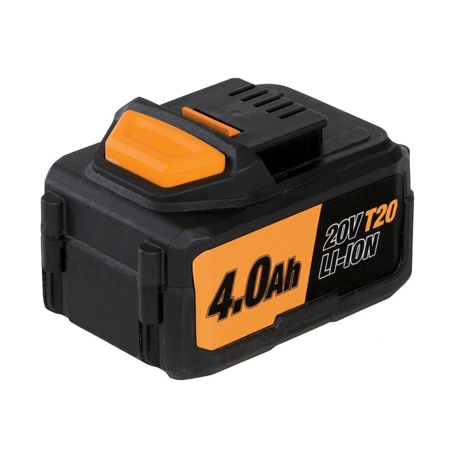 Triton Tools 20-Volt 4-Amp Hours Lithium Power Tool Battery