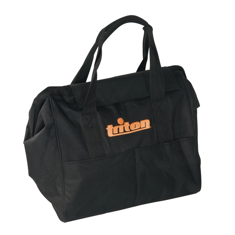 Triton Tools Canvas Zippered Closed Tool Bag